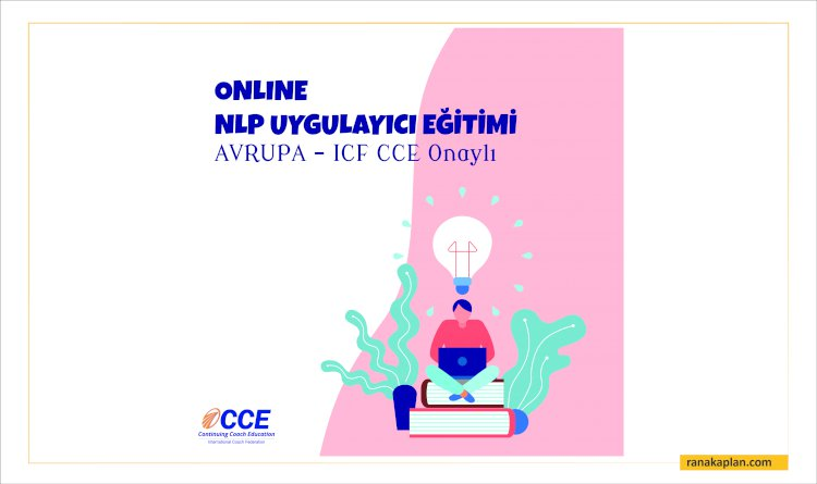 ICF CCE Onaylı NLP Eğitimi Avrupa