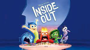 Inside Out- Ters Yüz  1
