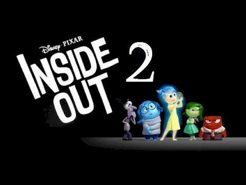Inside Out- Ters Yüz  2